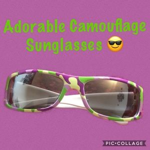Other - ✅4 for $20✅ Shades in purple Camouflage